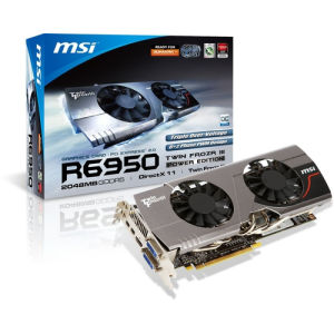 MSI Radeon HD6950 2GB Twin Frozr III Power Edition/OC (V246-018R)