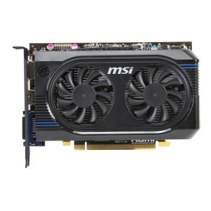 MSI Radeon HD7750 1GB (R7750-PMD1GD5/OC)