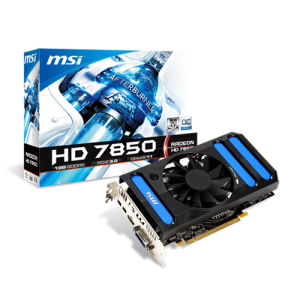 MSI Radeon HD7850 1GB (R7850-1GD5/OC)