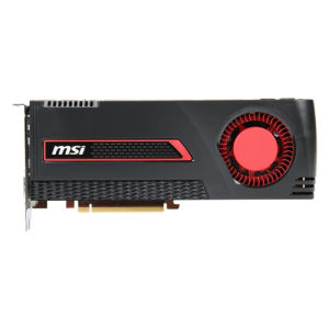 MSI Radeon HD7970 3GB (R7970-2PMD3GD5/OC)