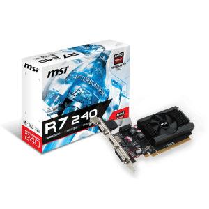 MSI Radeon R7 240 2GB