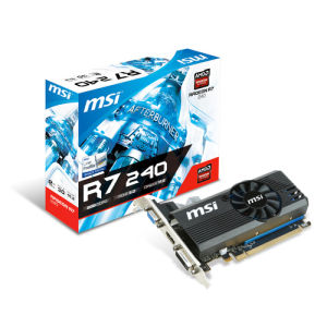 MSI Radeon R7 240 2GD3 LP