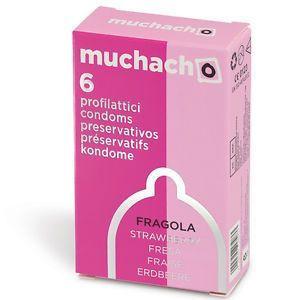 Muchacho Fragola (6 pz)
