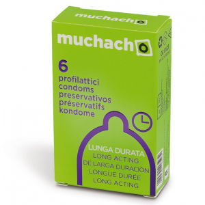 Muchacho Lunga Durata (6 pz)