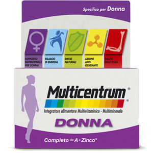 Multicentrum Donna 30compresse