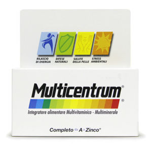 Multicentrum Integratore 30compresse