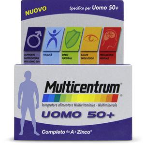 Multicentrum uomo 50p