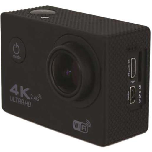 Muvit Sports Camera Wifi HD 4K I/O