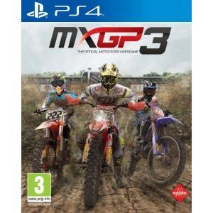 Milestone MXGP3 - The Official Motocross Videogame