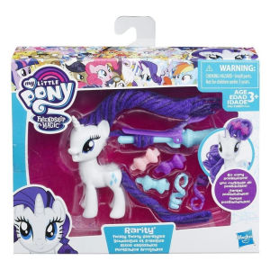 My Little Pony Capelli da Festa Rarity