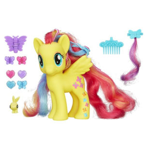 My Little Pony Fluttershy Criniera Magici Colori