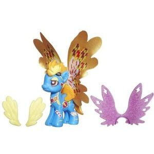 My Little Pony Pop Spitfire con le ali