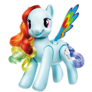 My Little Pony Rainbow Dash Magiche Capriole