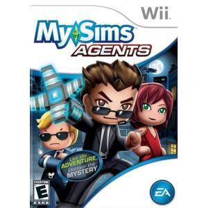Electronic Arts MySims Agents