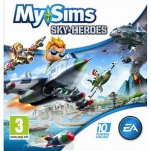 Electronic Arts MySims SkyHeroes