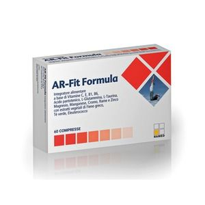 Named AR-Fit Formula 60compresse