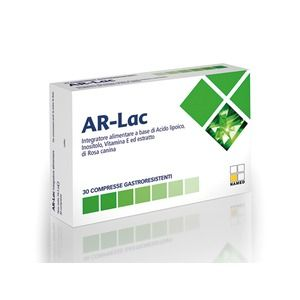 Named Ar-Lac 30compresse