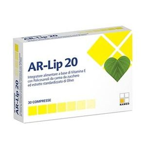 Named Ar-Lip 20 30compresse