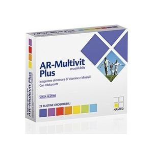 Named AR-Multivit Plus 28bustine
