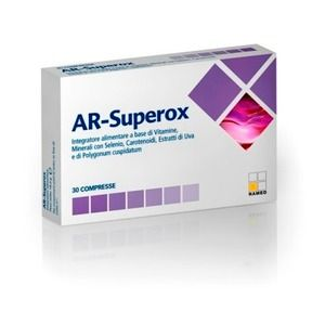 Named Ar-Superox 30compresse