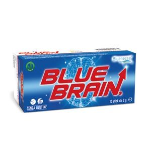 Named Blue Brain 10stick