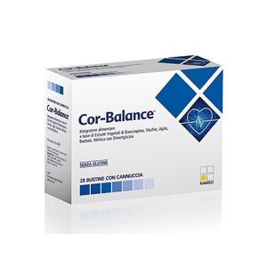 Named Cor-Balance 28bustine