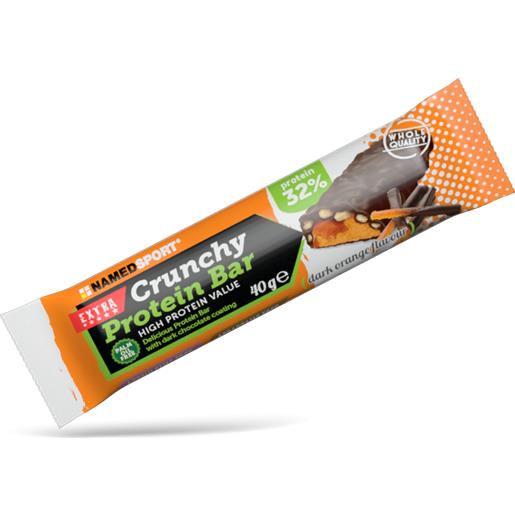 Named Sport Crunchy Protein Bar 40g Dark Orange