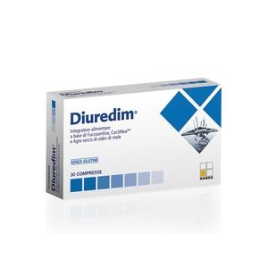 Named Diuredim 30compresse