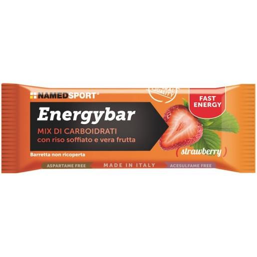 Named Sport Energybar 35g Fragola