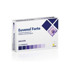Named Euvenol Forte 30compresse