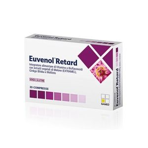 Named Euvenol Retard 30compresse