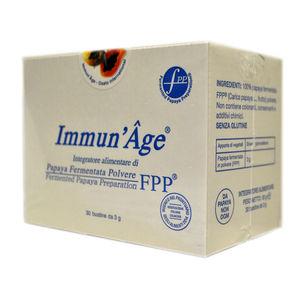 Named immun age