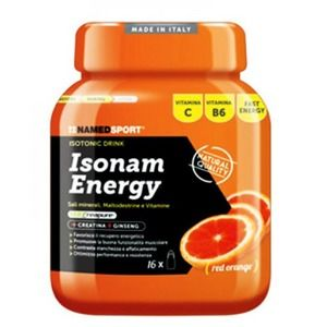 Named Isonam Energy