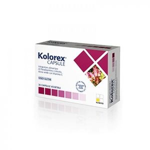 Named Kolorex 36capsule