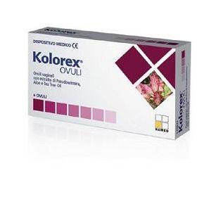 Named kolorex 6ovuli