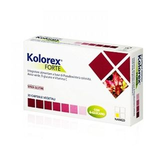 Named kolorex forte 30capsule