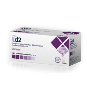 Named LD2 10flaconcini 10ml
