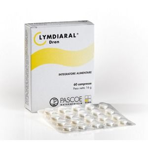 Named Lymdiaral Dren 60compresse