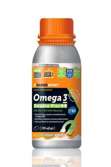 Named Sport Omega3 Double Plus 240 softgel