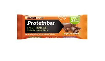 Named Sport Proteinbar 50g Superior Chocolate