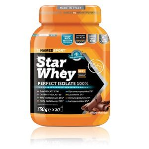 Named star whey perfect isolate 100