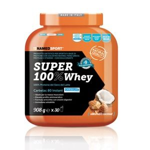 Named Sport Super 100% Whey 908g Tiramisu