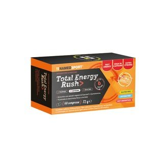 Named Total Energy Rush 60compresse