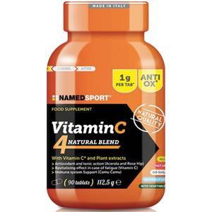 Named Sport Vitamina C 4Natural Blend 90 compresse