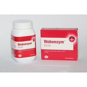 Named Wobenzym Plus 240compresse