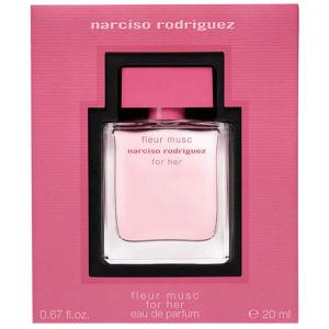 Narciso Rodriguez Fleur Musc for Her Eau de Parfum 20ml