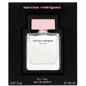 Narciso Rodriguez For Her Eau de Parfum 20ml