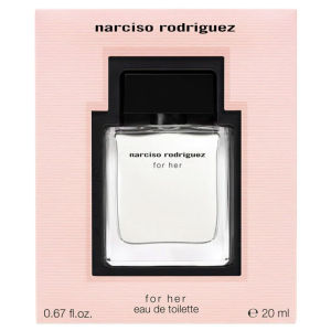 Narciso Rodriguez For Her Eau de Toilette 20ml