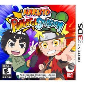 Bandai Namco Naruto Powerful Shippuden