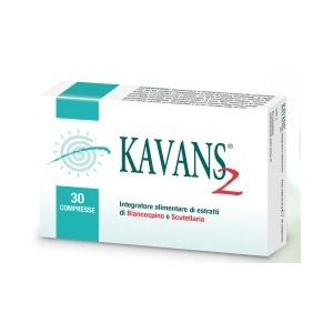Natural Bradel Kavans2 30compresse